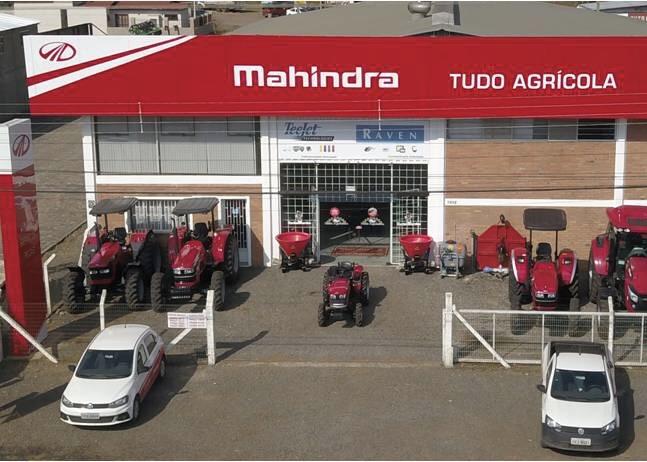 A TUDO Agrícola, concessionária autorizada MAHINDRA que atua na Serra Gaúcha e Campos de Cima da Serra, irá inaugurar ainda nesse primeiro semestre mais uma unidade em Caxias do Sul.
